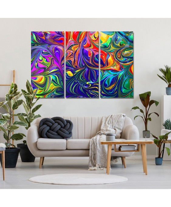 Mosaico Triplo Cód. 10