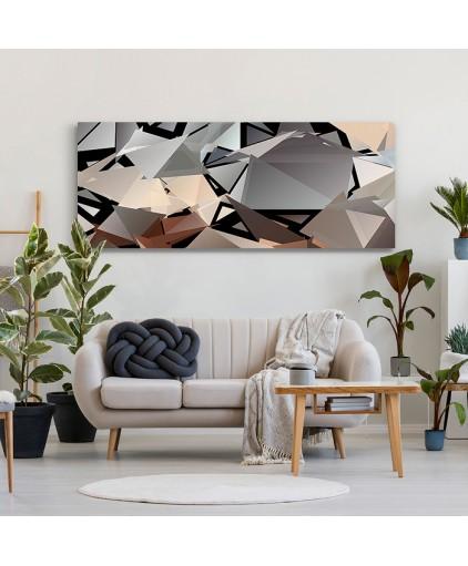 Abstrato - Cód. S44