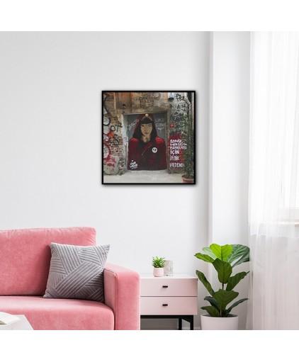 Arte Urbana - Cód. 34