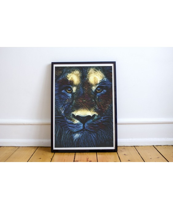 Moyses Costa Collection - Lion