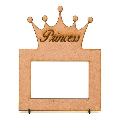 Porta-retrato-PRINCESS-em-MDF-15-x-10-Frente-colorida-(4x0)-Porta-Retrato-MDF-10x15-PRINCESS